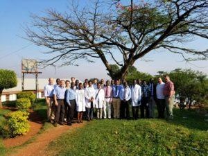 On-Belay Medical Coordinates Medical Mission Partnership with Hospital in Kampala, Uganda