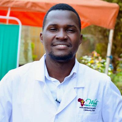 Mark Mbayo